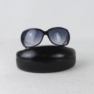 Ralph Lauren Gafas de sol negro tejido mezclado