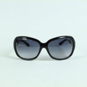 Ralph Lauren Gafas de sol cuadradas negro