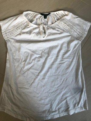 Lauren by Ralph Lauren T-shirt bianco Cotone