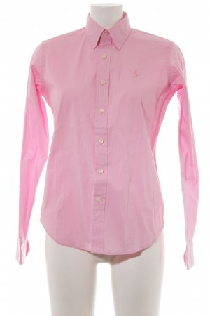 Ralph Lauren Sport Hemd-Bluse rosa Business-Look