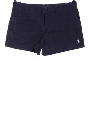 Ralph Lauren Sport Hot Pants blau Casual-Look