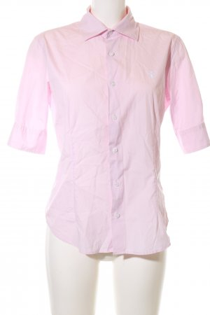 Ralph Lauren Sport Kurzarm-Bluse pink Casual-Look