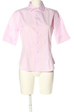Ralph Lauren Sport Camisa de manga corta rosa estilo «business»