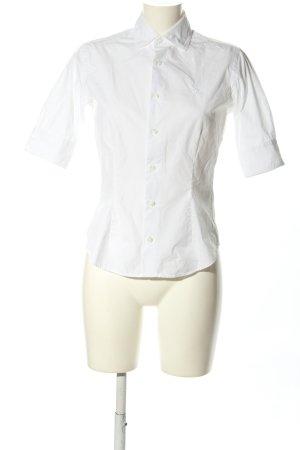 Ralph Lauren Sport Shirt met korte mouwen wit zakelijke stijl