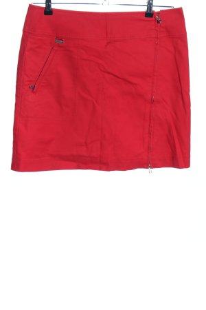 Ralph Lauren Sport Minirock rot Casual-Look