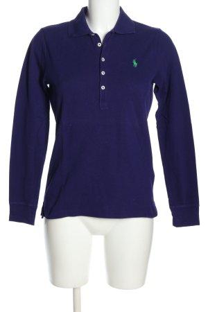 Ralph Lauren Sport Koszulka polo niebieski W stylu casual