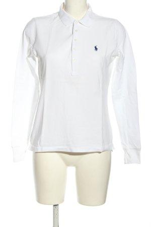 Ralph Lauren Sport Polo bianco stile casual