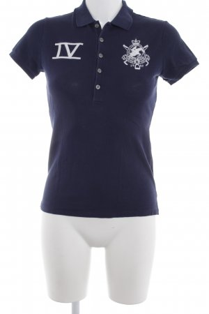Ralph Lauren Sport Polo Top mehrfarbig Casual-Look