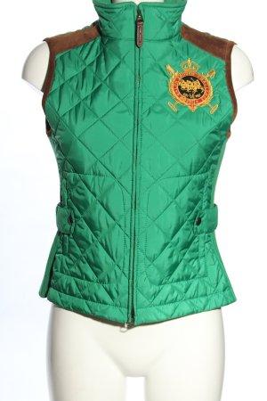 Ralph Lauren Sport Steppweste Steppmuster Casual-Look
