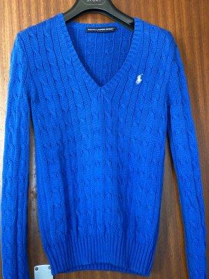 Ralph Lauren Sport Strickpullover Blau