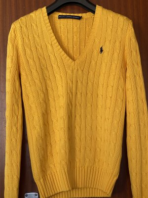 Ralph Lauren Sport Strickpullover Yellow