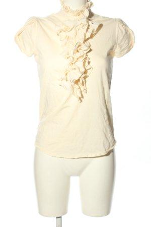 Ralph Lauren Sport T-Shirt creme Casual-Look