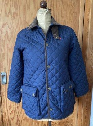 Ralph Lauren Quilted Jacket brown-dark blue