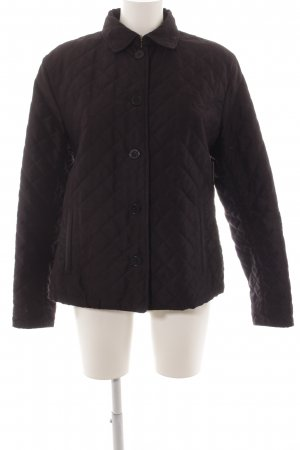 Ralph Lauren Quilted Jacket black quilting pattern casual look