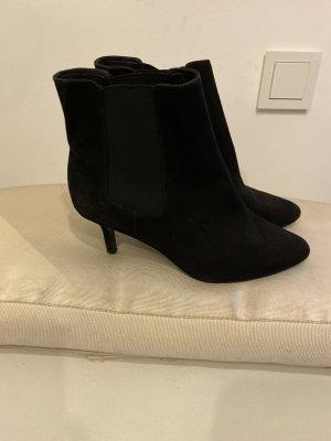 Polo Ralph Lauren Botas deslizantes negro