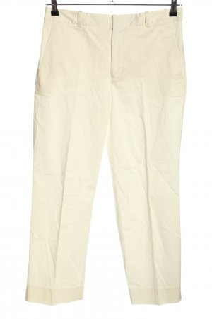 Ralph Lauren Stoffhose wollweiß Casual-Look