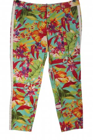 Ralph Lauren Jersey Pants allover print party style