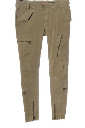 Ralph Lauren Jersey Pants khaki casual look