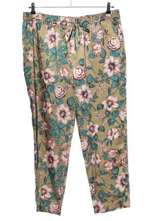 Ralph Lauren Jersey Pants allover print casual look