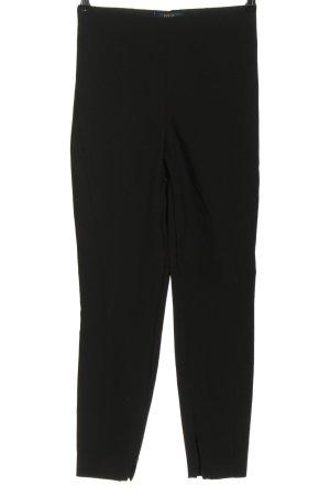 Ralph Lauren Pantalone jersey nero stile casual