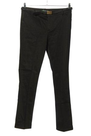 Ralph Lauren Jersey Pants black business style