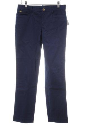 Ralph Lauren Stoffhose dunkelblau Elegant
