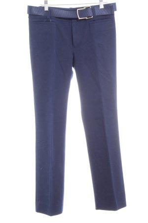 Ralph Lauren Stoffhose dunkelblau schlichter Stil