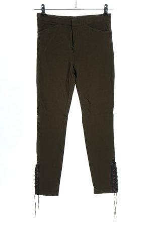 Ralph Lauren Jersey Pants brown casual look