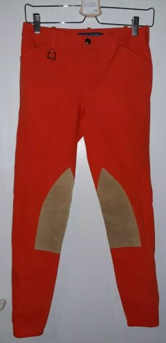 Lauren by Ralph Lauren Pantalon d'équitation orange