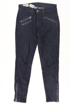 Ralph Lauren Straight Jeans Größe W27 blau aus Baumwolle