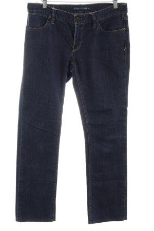Ralph Lauren Straight-Leg Jeans blau schlichter Stil