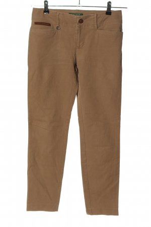 Ralph Lauren Straight-Leg Jeans braun Casual-Look