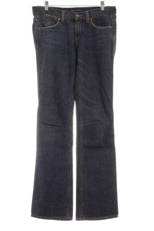 Ralph Lauren Jeansy z prostymi nogawkami niebieski-brązowy W stylu casual