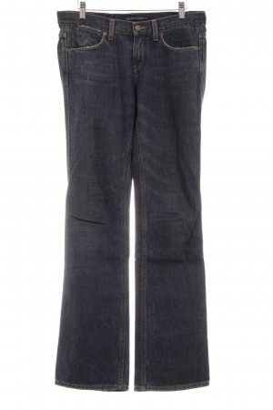 Ralph Lauren Straight-Leg Jeans blau-braun Casual-Look