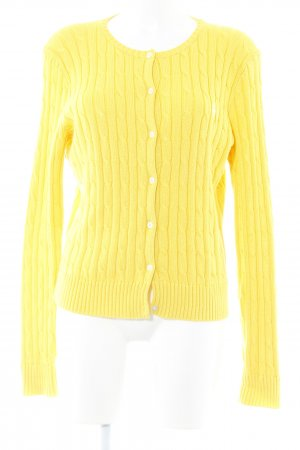 Ralph Lauren Rebeca amarillo look casual