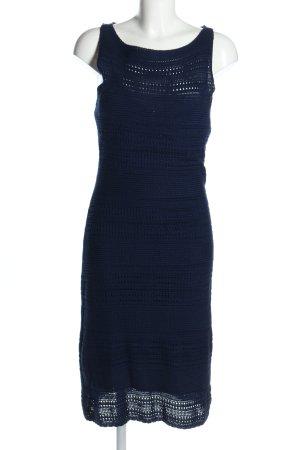 Ralph Lauren Strickkleid blau Casual-Look