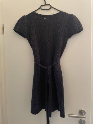 Polo Ralph Lauren Knitted Dress dark blue