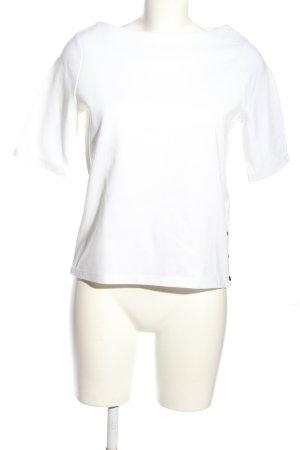 Ralph Lauren Koszulka z dzianiny biały W stylu casual