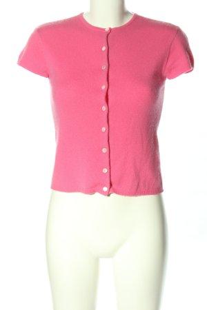 Ralph Lauren Strickweste pink Casual-Look