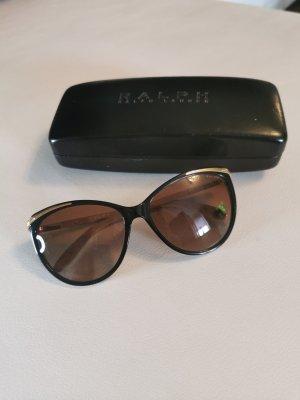 Lauren by Ralph Lauren Owalne okulary przeciwsłoneczne Wielokolorowy