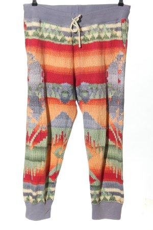 Ralph Lauren Pantalon de jogging motif abstrait style décontracté