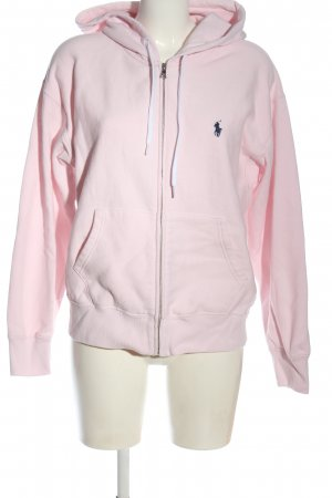 Ralph Lauren Veste sweat rose style décontracté