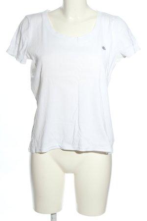 Ralph Lauren T-shirt biały W stylu casual