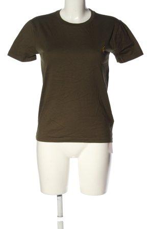 Ralph Lauren T-Shirt khaki Casual-Look