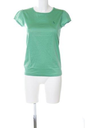 Ralph Lauren T-Shirt grün Casual-Look