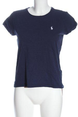 Ralph Lauren T-Shirt blue casual look