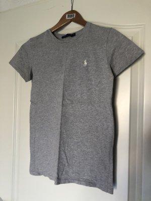 Ralph Lauren T-shirt gris clair-gris