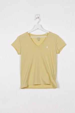 Ralph Lauren T-Shirt in Gelb S