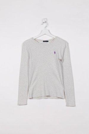 Ralph Lauren T-shirt grigio Cotone
