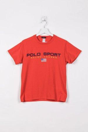 Ralph Lauren T-Shirt in Orange M